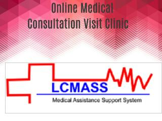 Online Medical Consultation Visit Clinic