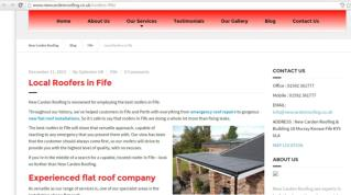 Find out professionally equipped builders in Fife !