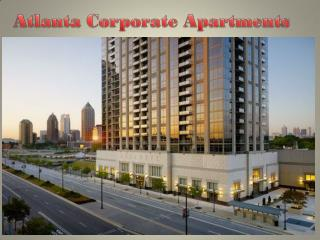 Atlanta Corporate Apartments