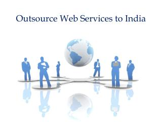 Outsource web services to India
