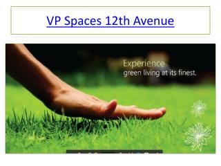 VP Spaces 12th Avenue