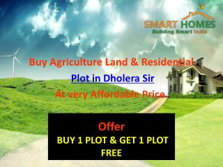 Plots In Dholera