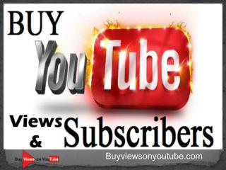 7 Tips To Get YouTube Views And Subscribers
