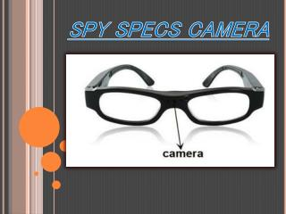 Spy Specs Camera in Noida, 9717226478