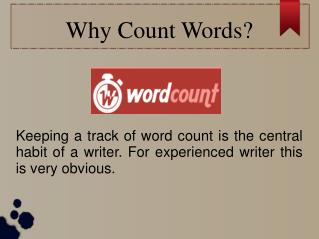 Free Online Word, Letter and Character Count Tool – Wordcount