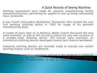 maquinas de coser, remalladora