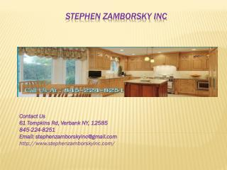 Kitchen remodeling Mahopac NY