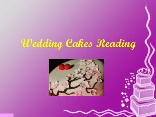 How to Place Order for Creative Wedding Cakes Berkshire