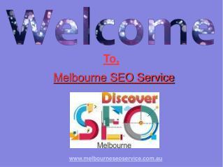 Web Marketing Melbourne | Melbourne Seo Service