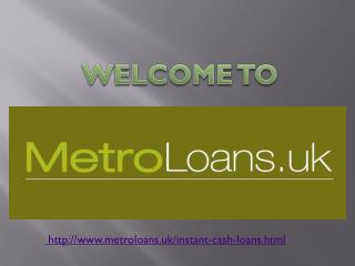Instant Cash Loans with Value Added Deals