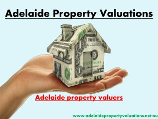 Company Profile | Adelaide Property Valuers