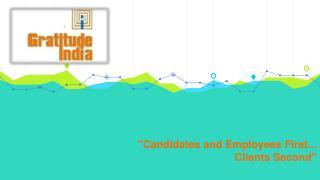BPO jobs |Empowering Indian women| Gratitude India manpower consultancy