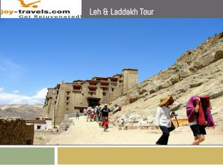Extensive Leh Ladakh Travels