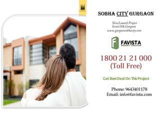Sobha City Sector 108 Gurgaon,Residential Property Sector 108 Gurgaon