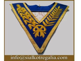 Masonic Craft Grand rank full dress collar