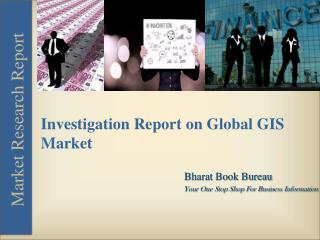 Investigation Report on Global GIS Market