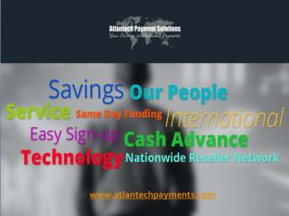 Easy Electronic Payments Process at Atlantech Payment Solutions
