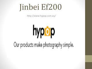 Jinbei Ef200