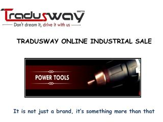 Buy Best Quality Power Tools on Tradusway