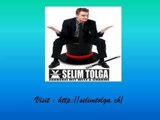 Machen Sie sich bereit für zaubern mit Kindern | Selim Tolga