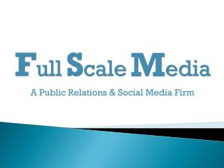 Types of PR & Its Services