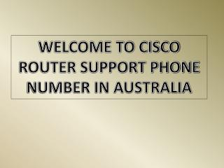 How to Configure a Cisco Vpn Routers in Australia