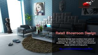 retail showroom design
