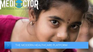Medioctor: The Modern Healthcare Platform