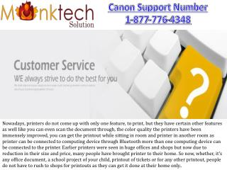 Customer Support For Canon Printer 1-877-776-4348 ~!~!~!~~~!!!