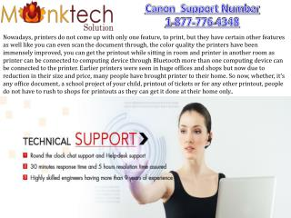 Tech Support For Canon Printer 1-877-776-4348 !~!~!~!~!~