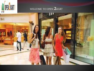 Open2Kart.com – Best Online Shopping Store