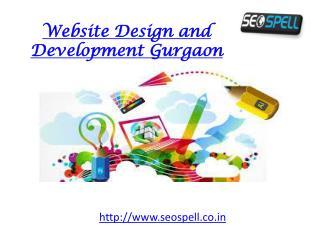 Website Design and Development Gurgaon