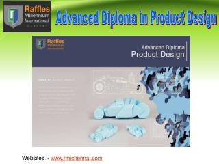 Product Design And Fashion Design Courses in Chennai