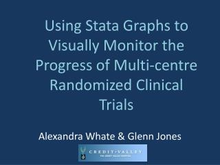 Using  Stata  Graphs to Visually Monitor the Progress of Multi-centre Randomized Clinical Trials