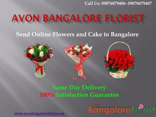 Avon Bangalore Florist: Your Florist in Bangalore for online flowers delivery