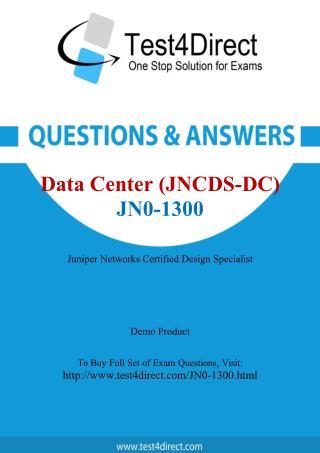 JN0-1300 Juniper Exam - Updated Questions