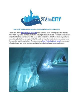 Manhattan island boat NYC Ellis Island jet ski tours