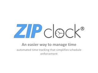 Automated Time Tracking Software and App