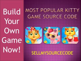 Most Popular Kitty Game Source Code
