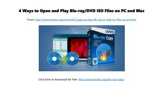 4 ways to open and play blu-ray/dvd iso files on pc and mac