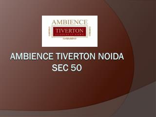 Are you looking for information on Ambience Tiverton Booking?