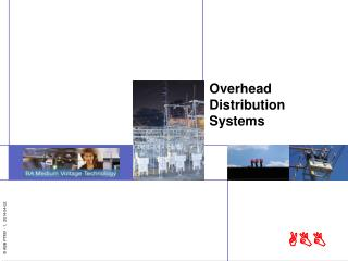 Overhead Distribution Systems
