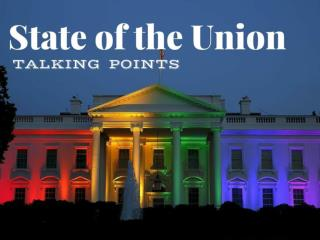 State of the Union talking points