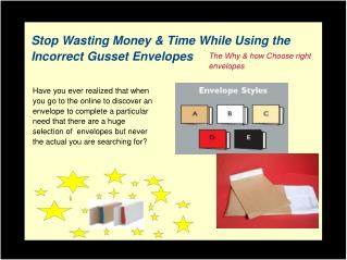 Best Online Envelopes Store UK
