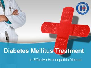 Diabetes Treatment in Effective Homeopathic Method