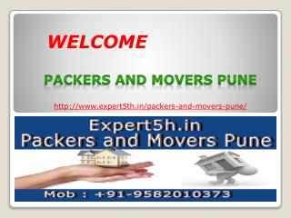 Packers and Movers Pune @ http://www.expert5th.in/packers-and-movers-pune/