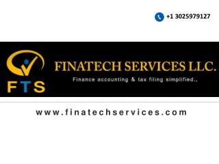 tax preparation services for small business