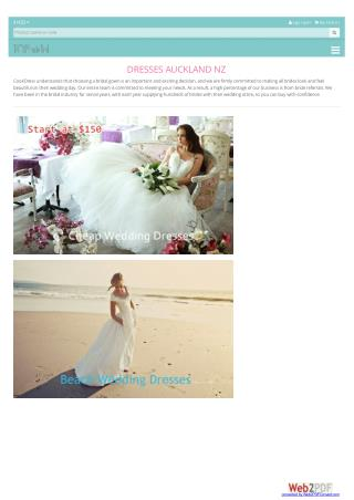 UP To 40-50% OFF - Cheap Wedding Dresses Online NZ By TOPbridal