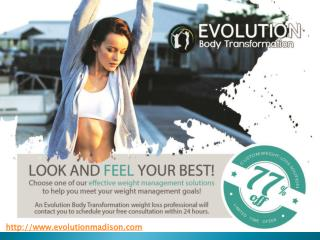 Evolution Madison - Best Weight Loss Program