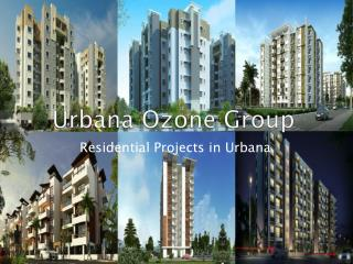 Urbana Ozone Group Residential Projects